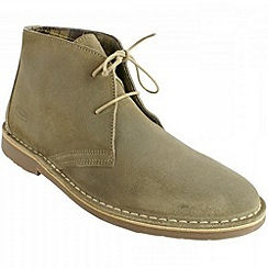 Ikon - Beige gobi casual boots
