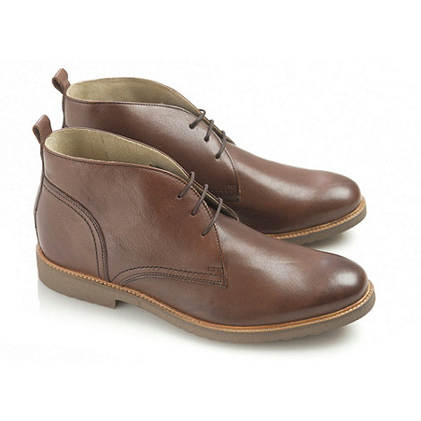 Ikon - Brown brazil casual boots