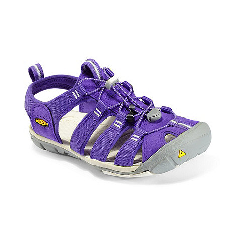 Keen - Purple clearwater cnx sandals