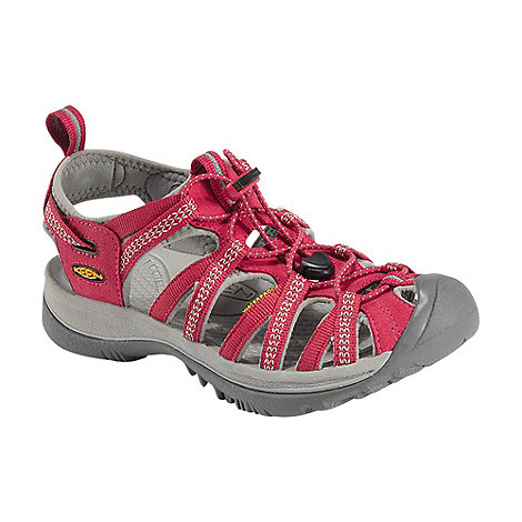 Keen - Barberry/neutral grey whisper sandals