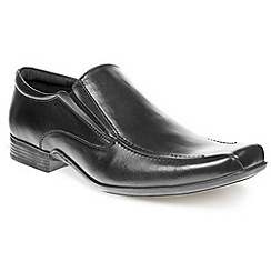 Pod - Black 'Bari' loafers moccs shoes