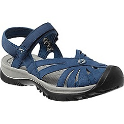 Keen - Ensign Blue/Neutral grey rose sport sandals