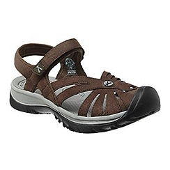 Keen - Cascade brown/neutral 'Gray Rose' sport sandals