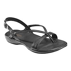 Keen - Black emerald city 3 point sandals