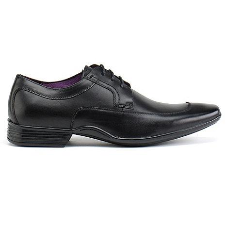 Azor - Black frezier formal shoes