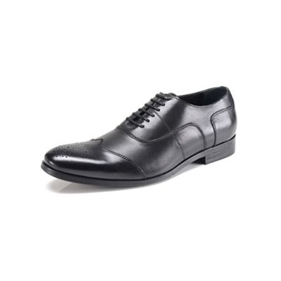 Azor Black messina 2 formal shoes - . -