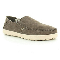 Hey Dude - Beige forli canvas