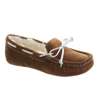 Chatham Eden warm wool lined slippers - . -