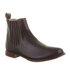 Chatham - Venice casual leather chelsea boots