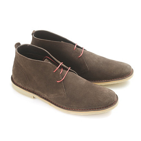 Ikon - Chocolate +Ak+ desert boot casual boots