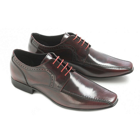 Ikon - Bordo +Journal+ formal shoes