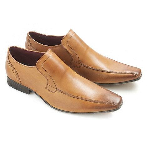 Ikon - Tan +Flood+ loafers