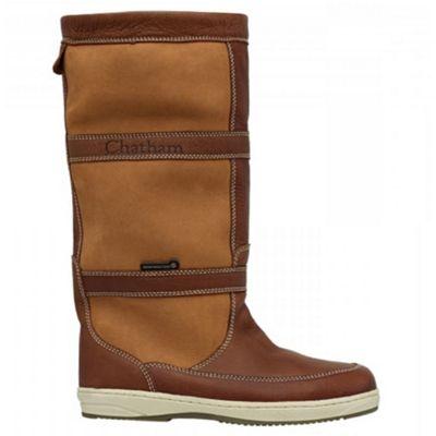 Chatham Tan/brown ´catamaran´ waterproof winter boots - . -