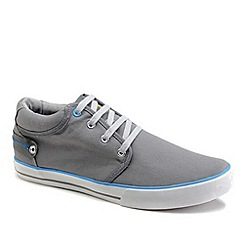 Front - Grey Canvas