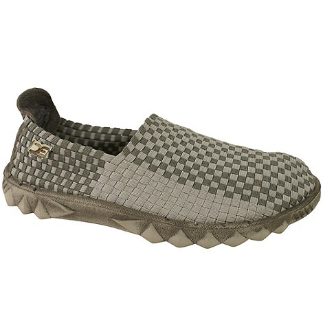 Hey Dude - Grey +Farty E Last 2+ casual shoes