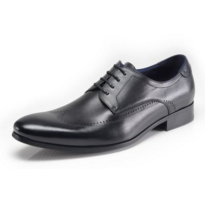 Azor black formal shoes - . -