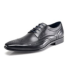 Azor - Black mens 'Catania' formal shoes