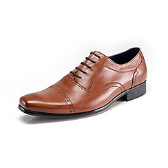 Azor - Mens Tan Padova formal Shoes