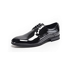 Azor - Black patent 'Trevor' formal shoes