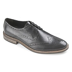 Ikon - Black Pace classic fashion brogue
