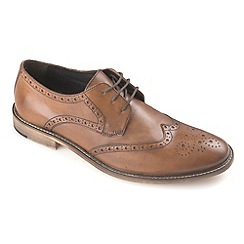 Ikon - Mens Pace fashion derby brogue