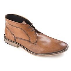 Ikon - Tan Hale fashion chukka boot