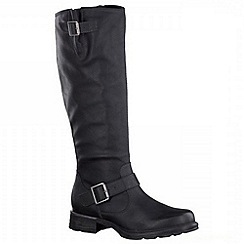Tamaris - Black '25605' high leg boots