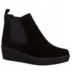 Tamaris - Black '25481' ankle boots