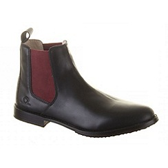 Chatham - Black 'verona' ankle boots