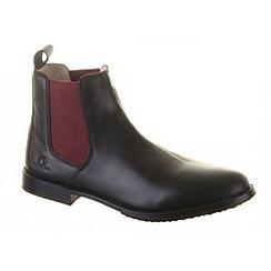 Chatham - Black 'verona' ankle boots