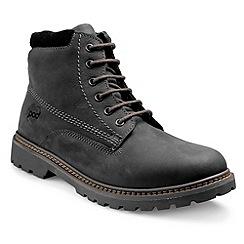 Pod - Black 'Glen' ankle boots