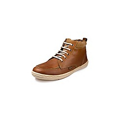 Pod - Tan Mens Nutmeg Sawyer Fashion Boots