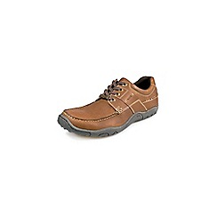 Pod - Brown Nutmeg 'Trail' leisure shoes