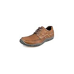 Pod - Brown Nutmeg 'Trail' leisure shoes