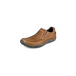 Pod - Tan Nutmeg 'Tony' loafers