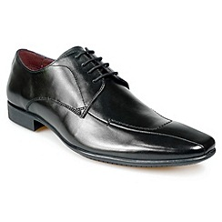 Pod - Black 'Como' formal shoes