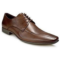 Pod - Brown 'Como' formal shoes