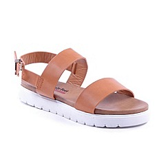 Heavenly Feet - Tan 'Heidi' sandals