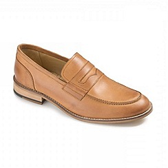 Ikon - Tan 'Marner' loafers
