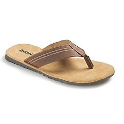 Ikon - Tan 'Poole' sandals