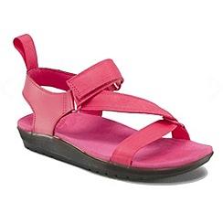 Dr Martens - Pink 'Balfour Z Strap' pink sandals