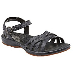 Keen - Black 'City of palms' sandals