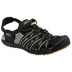 Keen - Black 'Kuta' ceylon sports sandals