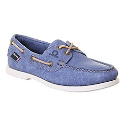 Chatham - Blue 'Heather G2' shoes