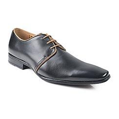 Front - Black 'Mazza' shoes