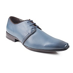 Front - Blue 'Mazza' shoes
