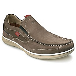 Pod - Brown 'Cobra' shoes