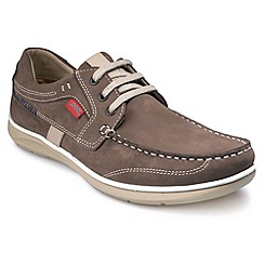 Pod - Brown 'Kestral' shoes