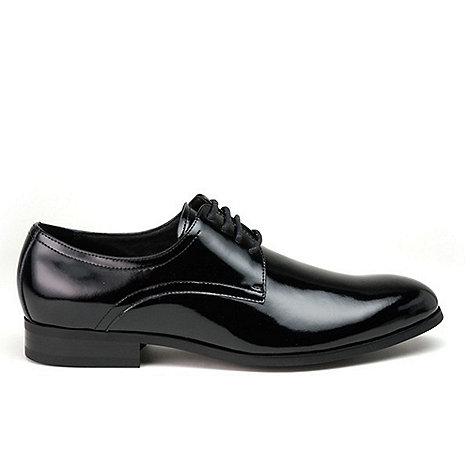 Azor - Black patent trevor formal shoes