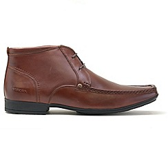 Front - Brown clarkson fr6911 fashion boots